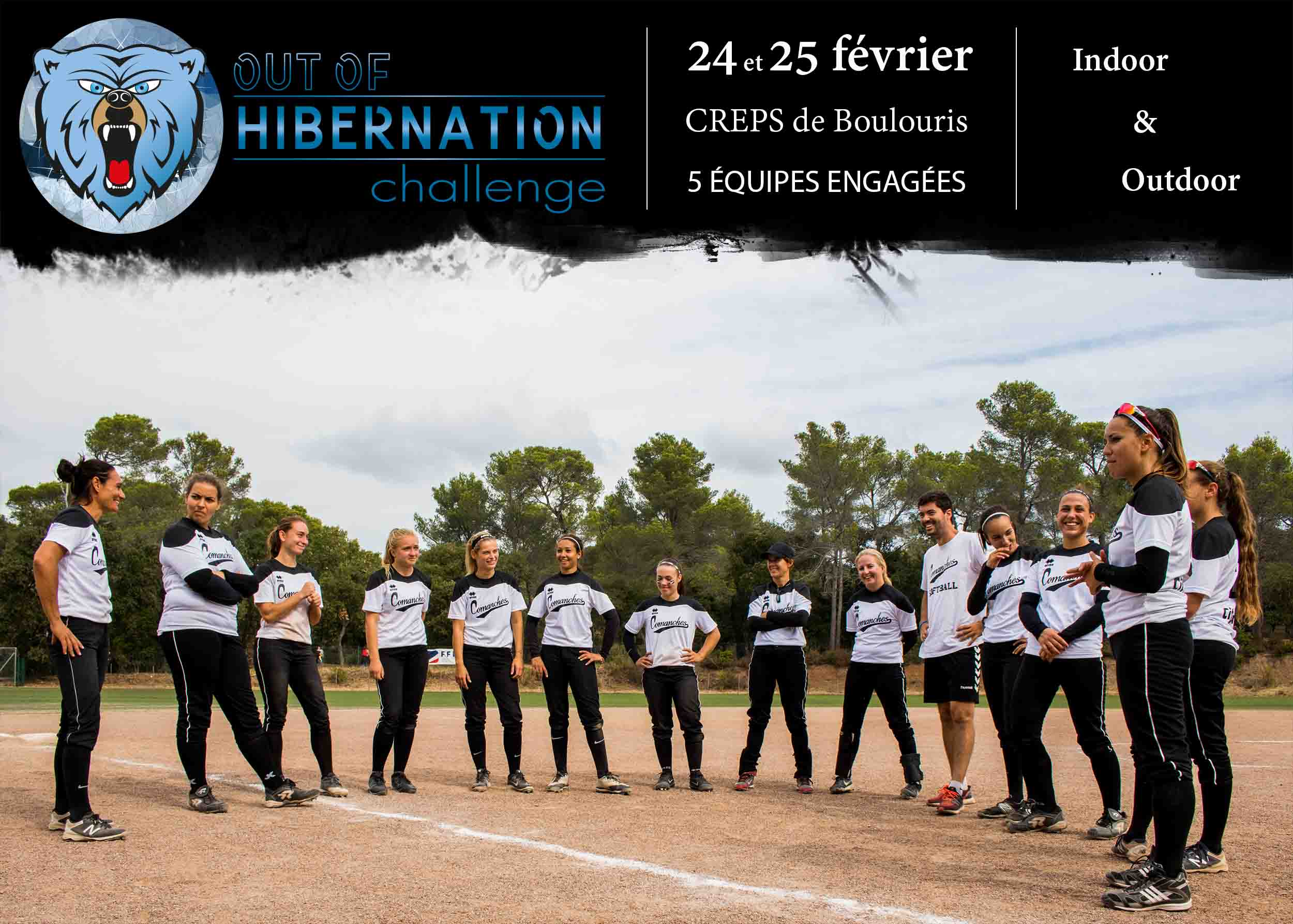 OUT OF HIBERNATION challenge : plus d'infos